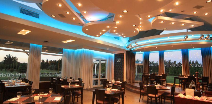 Led Restaurant Lighting