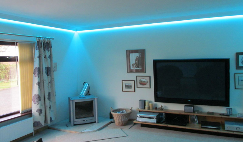 Led Mood Lighting How To Create Romantic Atmosphere At Home