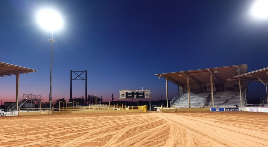 rodeo arena lighting how to how much to light up the riding stadium