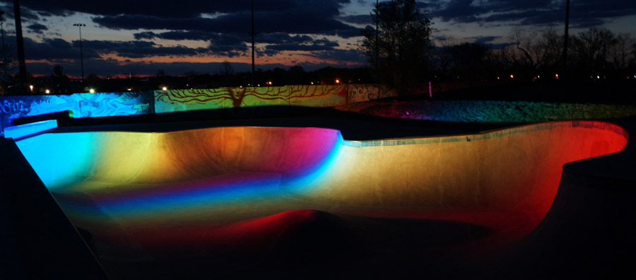 Skate Park Lighting How To Light Indoor Amp Outdoor