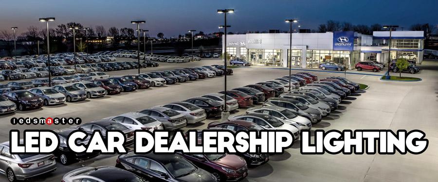 Car Dealership Lighting How To Light A Dealership