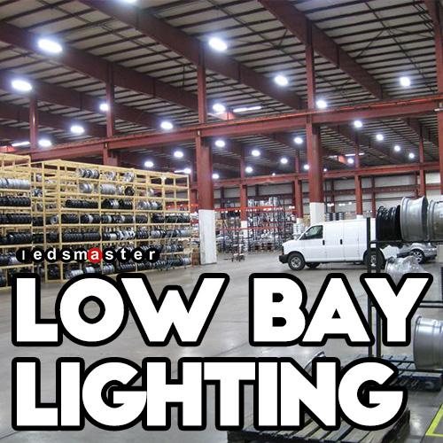 Led Low Bay Lighting Replace To Metal Halide
