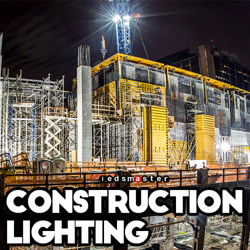 Construction Lights Led Temporary Work Light For Site