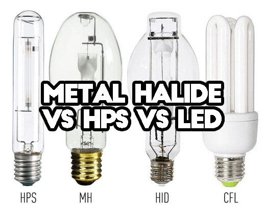 HPS Lamps vs LED