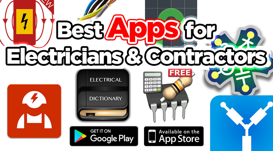 25 Best Electrical Apps that Engineers & Contractors Must