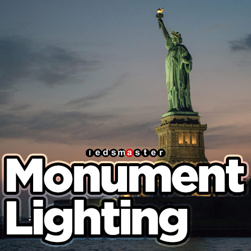 Led Lighting For Monument And Statue 2018 5 Tips For Buyer