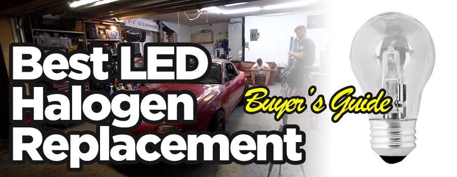 Led Halogen Replacement Directly Convert The 500 Watt Halogen Bulbs