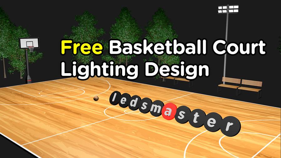 Basketball Court Led Lighting 2020 Update Buyer S Guide