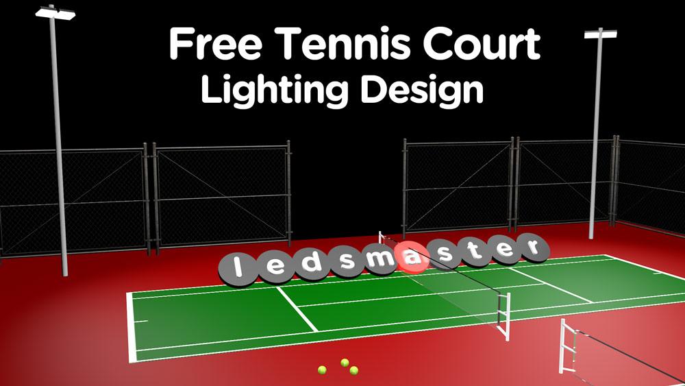 Best Led Tennis Court Lighting 2019 Update
