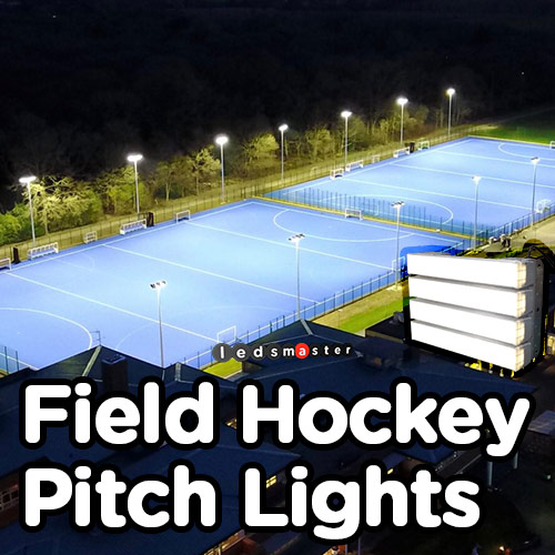 Field Hockey Pitch Led Lighting