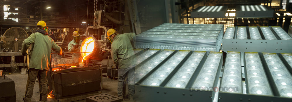 Led Foundry Lighting Explosion Proof