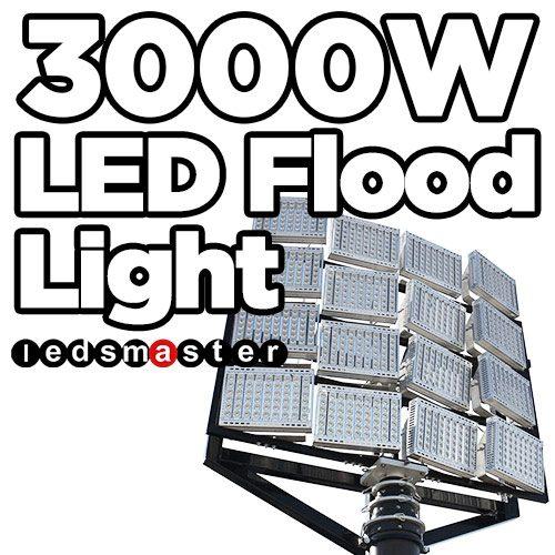 3000w Led Flood Light 3000 Watt