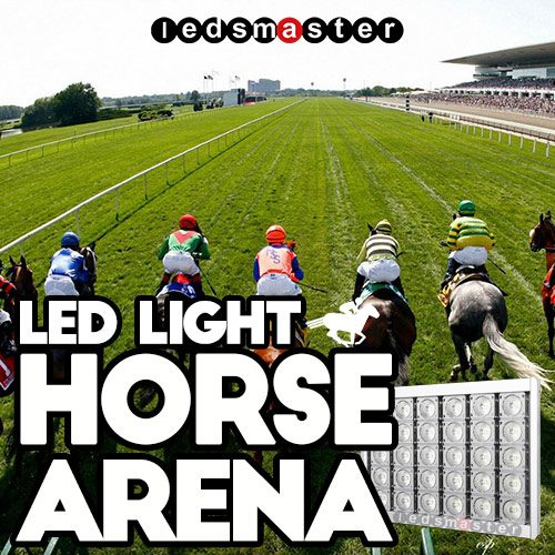 Horse Arena Lighting (Nov 2018 Update): How To Light Up An