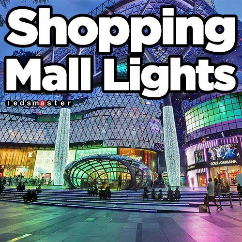 Led Shopping Mall Lighting