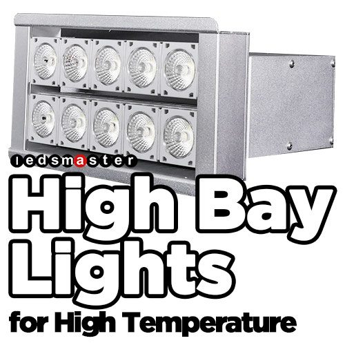 High Temperature Areas High Bay Led Lights Heat Resistant