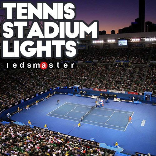 World-class Tennis Stadium Lighting   1500 watt LED Flood Lamps 4e820c7720