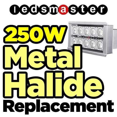 250 watt metal halide led replacement