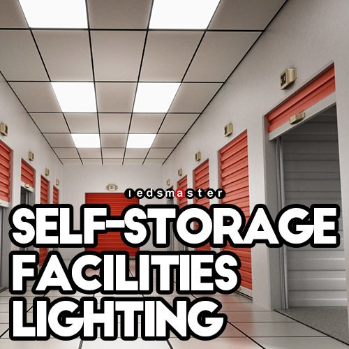 Self Storage Lighting How To Light The Remote Self