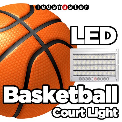 Basketball Court Lighting