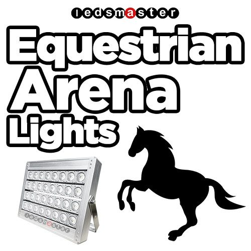 Indoor Riding Arena Lighting Equestrian