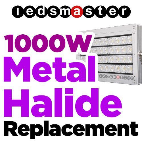 led to replace 1000 watt metal halide convert 1000w high bay led