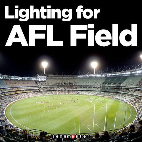 Perth Stadium Lights Youtube: LED Lighting For Australian Football League (AFL) Field