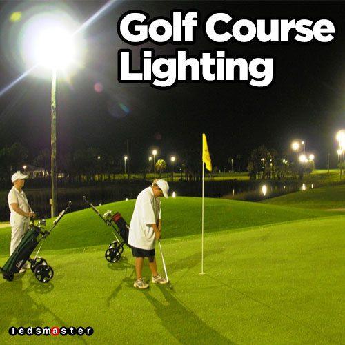Best Golf Course Lighting & LED Driving Range Lights (2019